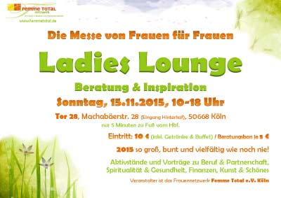 Ladies-Lounge Femme-Total 2015