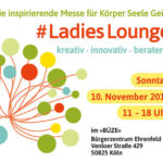 Ladies Lounge am 10. November 2019 im Büze