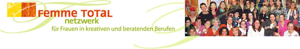 FEMME TOTAL Köln - Netzwerk für Frauen in kreativen und beratenden Berufen