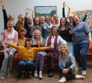 Femme Total ist ein Netzwerk von Frauen in kreativen und beratenden Berufen rund um Köln.